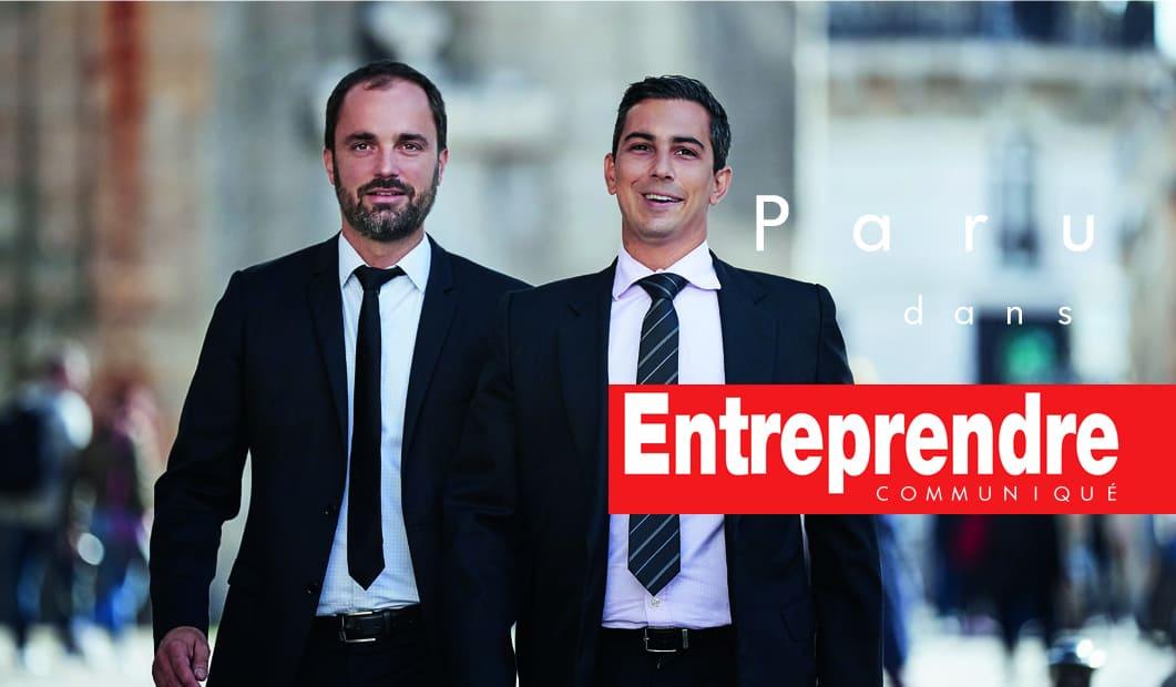 Recouvéo is in Entreprendre