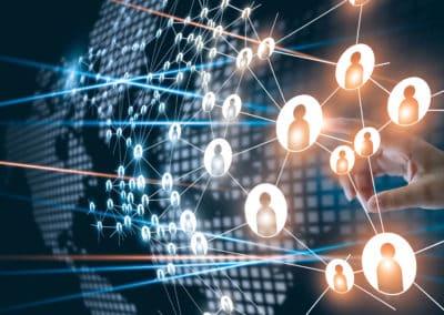 Responsable réseau international