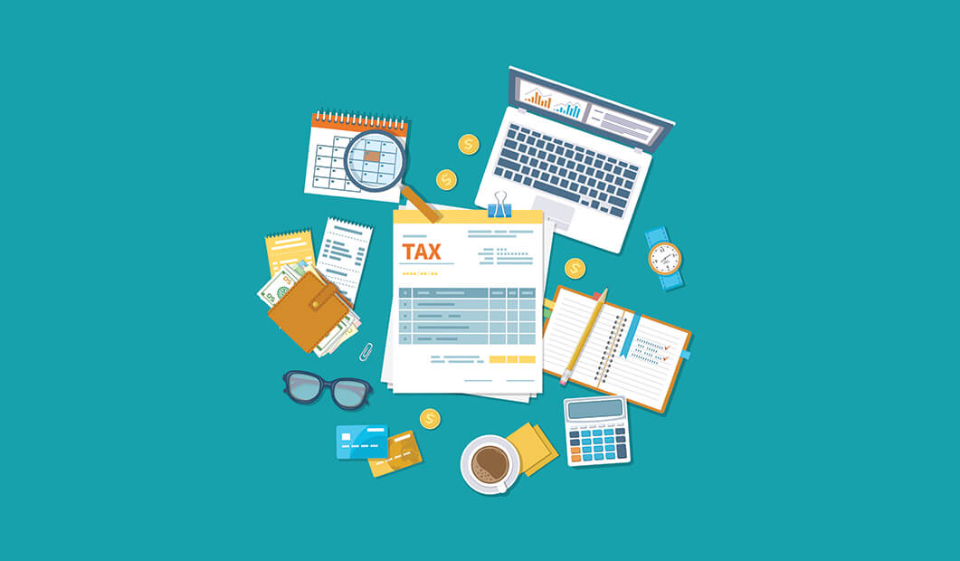 Taxation of unpaid invoices: depreciations and bad debts